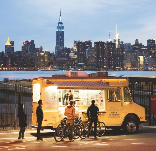 Van Leeuwen Artisan Ice Cream - New York, New York (photo credit: Martin Adolfsson)