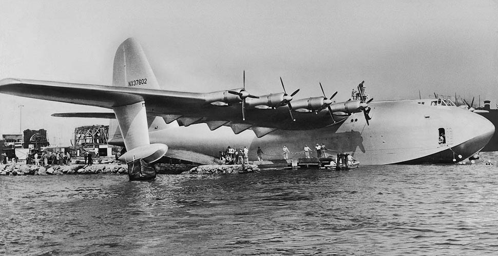 The Hughes H-4 Hercules – 2 Nov 1947